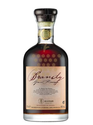 Alvear Brandy Gran Reserva 70cl