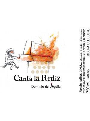Canta la Perdiz | Dominio del AGUILA 2012 75cl