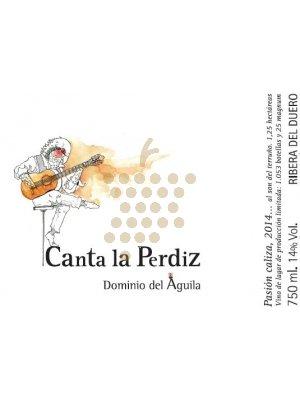 Canta la Perdiz | Dominio del AGUILA 2014 75cl