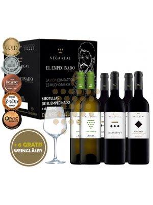 WEINENTDECKER PAKET | 10 Jahre vinumworld.ch | 200 Jahre Barbadillo 75cl