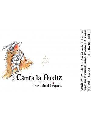 Canta la Perdiz | Dominio del AGUILA MAGNUM 2011 150cl