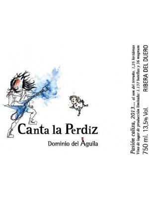 Canta la Perdiz | Dominio del AGUILA MAGNUM 2013 150cl