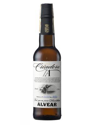 Alvear Criadera /A | Fino que va para Amontillado | Saca 1/2017 | 37.5cl